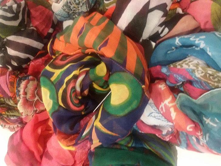 foulard-Desigual