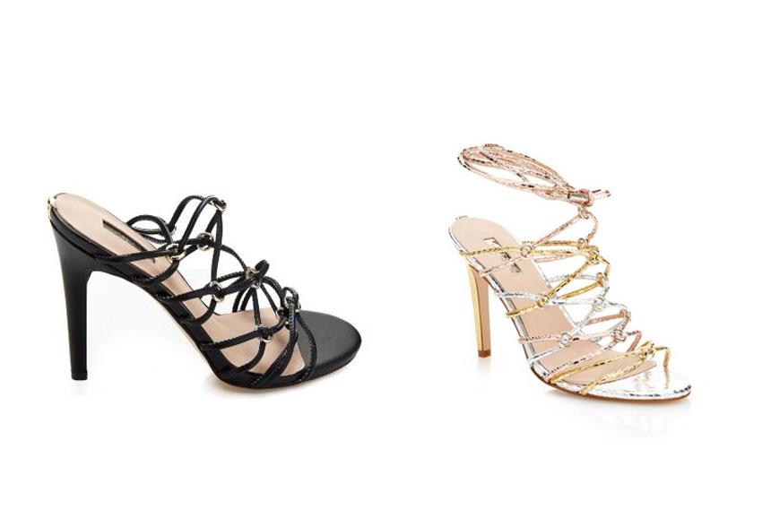 Tendenze moda calzature donna P E 2017 - Scarpelli Calzature 63a48128cc9