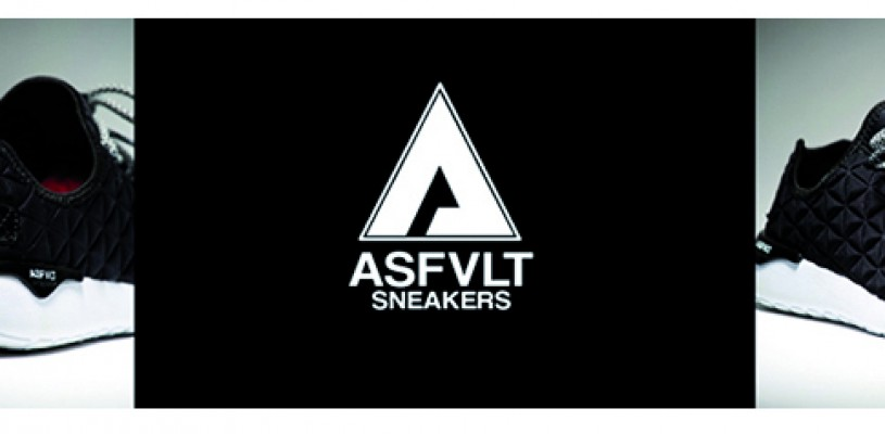 """ASFVLT Sneakers: """"build your future""""!"""