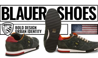 Blauer sneakers: dai corpi scelti dell'esercito USA alla moda urban
