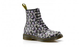 Dr Martens…flower power!