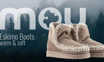 MOU calzature: va di moda l'eskimo style!