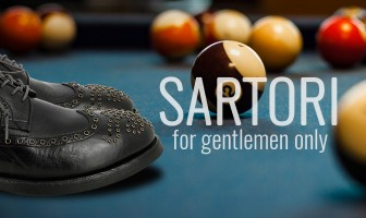 Scarpe Sartori: for gentlemen only!