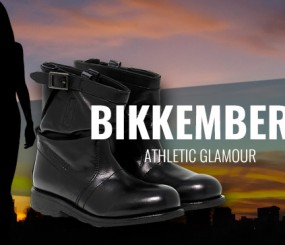 Bikkembergs Collezione A/I 2017-2018: Athletic Glamour