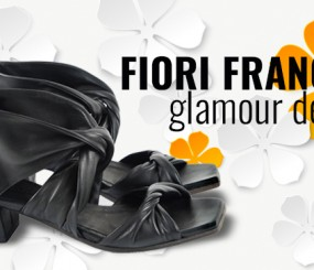Fiori Francesi: scarpe made in Italy & fragranze parigine