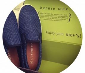 Bernie Mev. Colore e Fashion a primavera