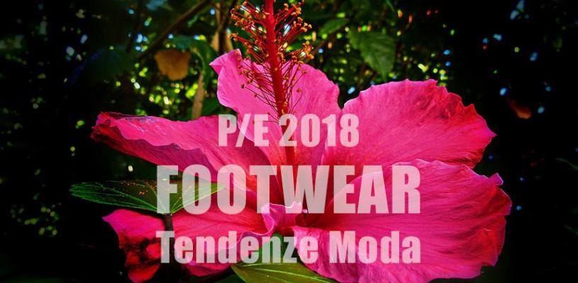 Le scarpe della primavera estate 2018: tendenze moda