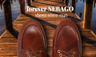 "Sebago forever! Scarpe ""Fatte per i marinai, amate da tutti"""
