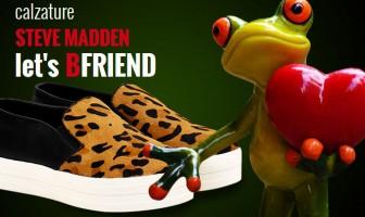 Borse & scarpe Steve Madden: let's B-friend