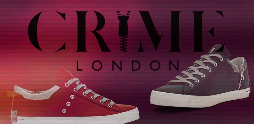 Crime Shoes: tutti pazzi per il London Mood