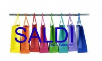 Buon Anno con i SALDI!