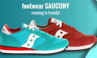 Saucony Jazz: running is trendy!