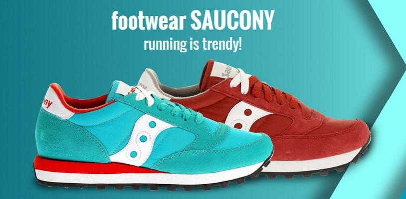 Saucony Jazz: running is trendy!
