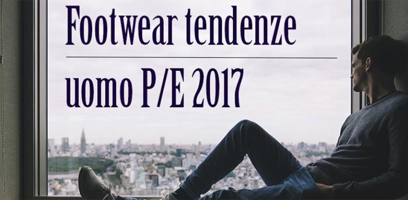 Tendenze moda uomo P/E 2017