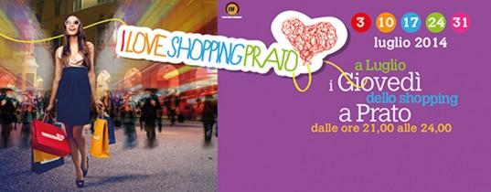 I love Shopping – Gli eventi a Prato