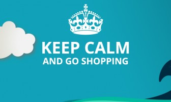 Saldi: Keep calm and go shopping